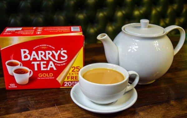 Barrys Tea
