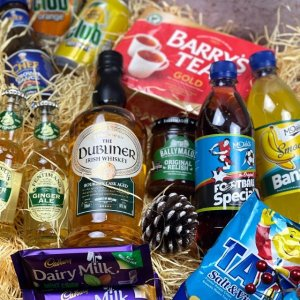 Dubliner Whiskey Hamper
