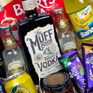 Muff Vodka Hamper