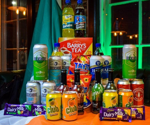 St Particks Day Party Pack