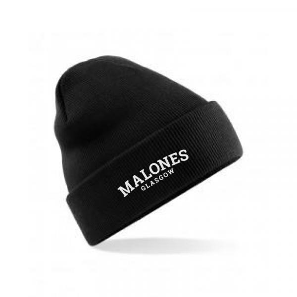 Malones Bar Glasgow Beanie Hat