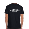 Malones Bar Glasgow T-shirt Back