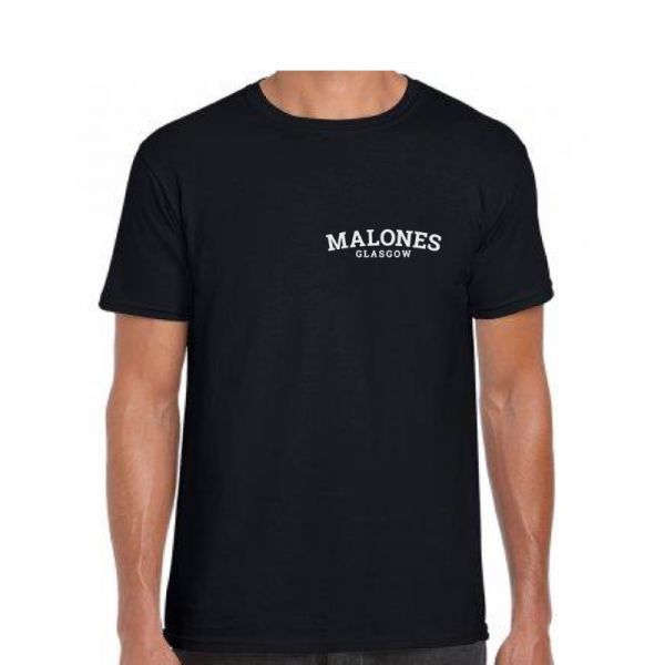 Malones Bar Glasgow T-shirt